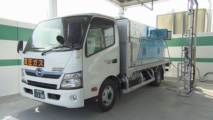 Toyota y el Hidrógeno
