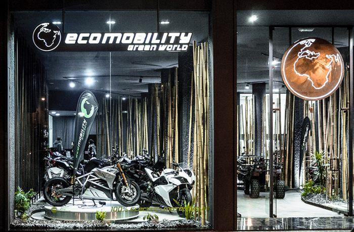 Ecomobility Green World, el mayor concesionario de motos eléctricas