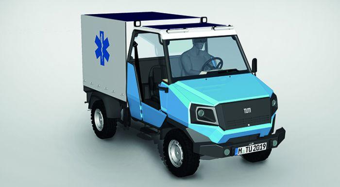 aCar - el vehículo eléctrico para todo
