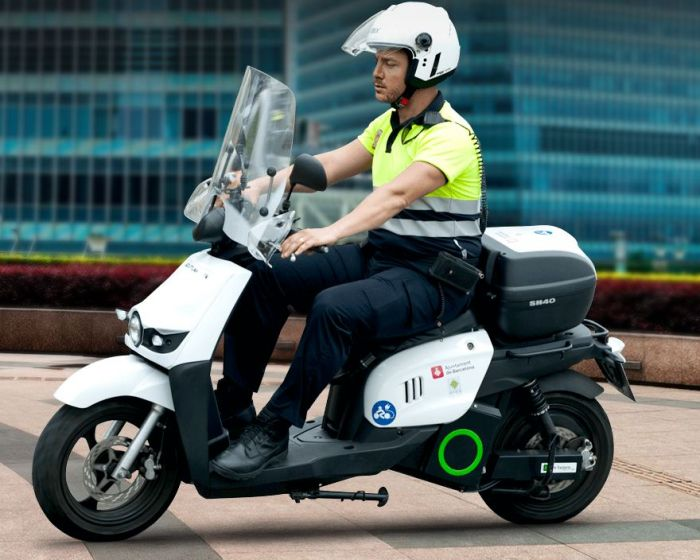 Vipservyp presenta el scooter eléctrico Silence S02 en la Feria de la Movilidad Sostenible de Valencia