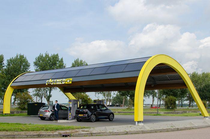 Fastned recibe 4 Mllo € para recarga rápida en Alemania