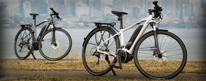 Yamaha presents new e-bike range