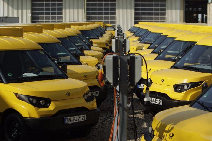 NVIDIA, deutsche Post DHL y ZF trabajan juntos en furgonetas autónomas