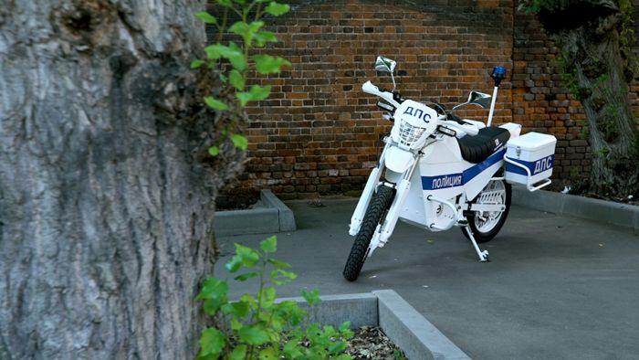 Kalashinikov produce an electric motorbike
