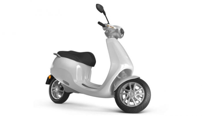Bolt, electric scooter with a range of 400 km