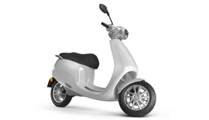 Bolt, un scooter eléctrico con 400 km de autonomía