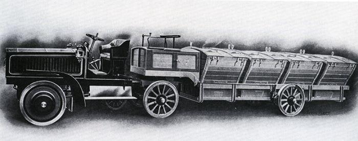 El camión eléctrico de basura de Urbaser