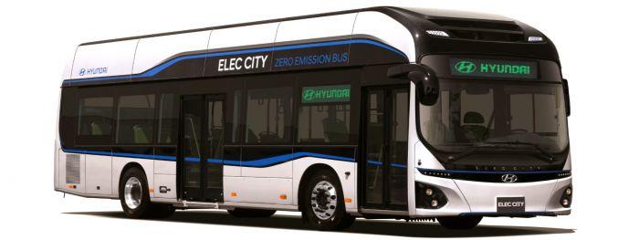 Seoul cambia sus 7000 autobuses a gas por eléctricos