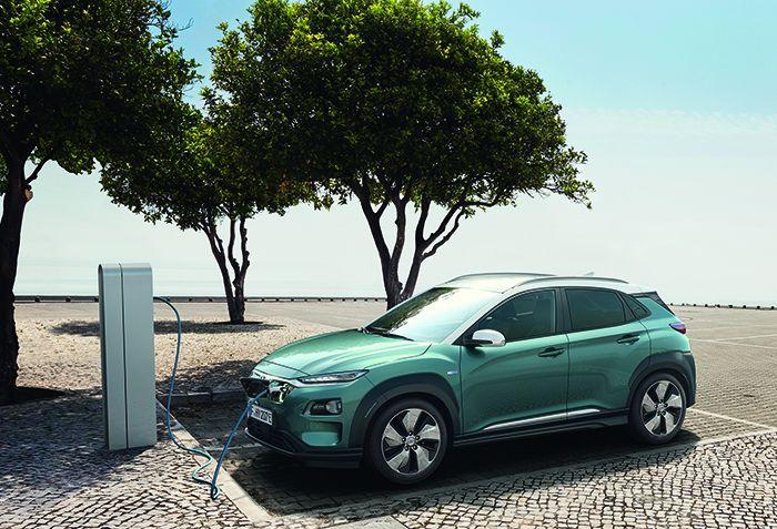 Hyundai presenta su Kona eléctrico