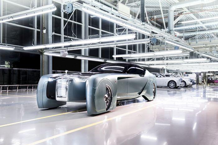 Rolls-Royce y el futuro de la movilidad de lujo
