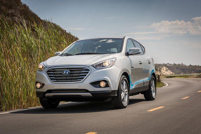 El futuro de los coches a hidrógeno