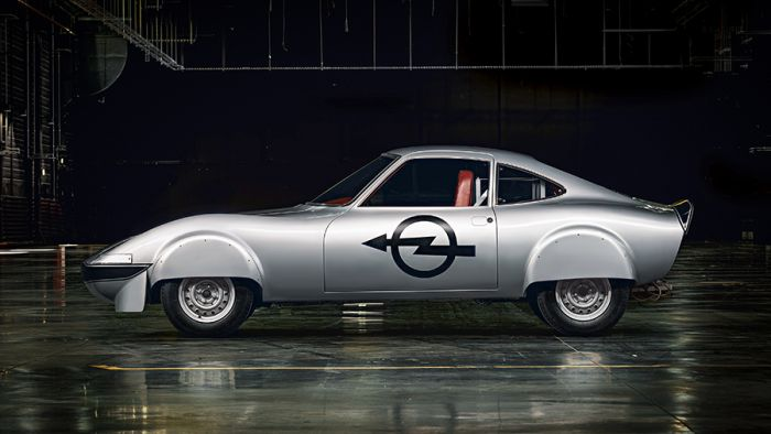 Did you know: the Opel GT electric