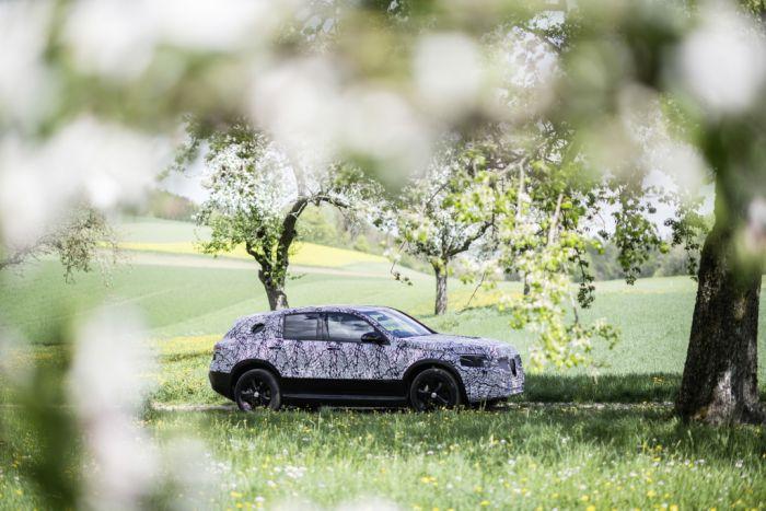 Mercedes y el coche eléctrico