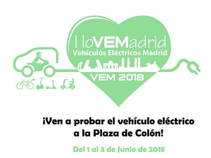 VEM2018 en Madrid - con coches y los libros