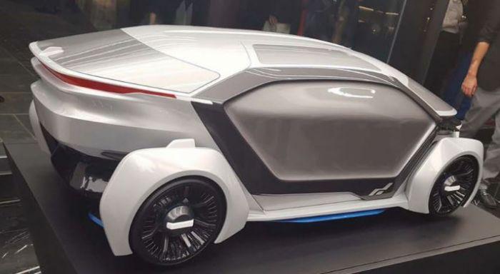 AKKA diseñará nuevo vehículo autónomo para Iconiq Motors