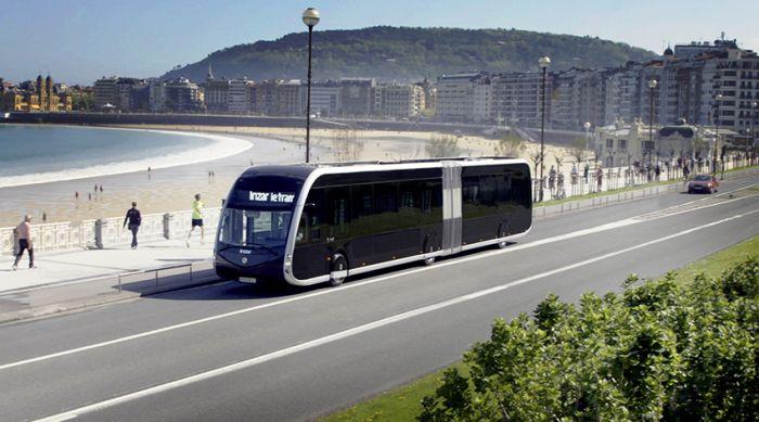 Irizar suministrará otros 15 autobuses eléctricos a Francia