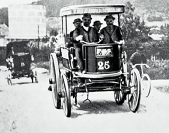 Electric Vehicle History - it is time to write the truth