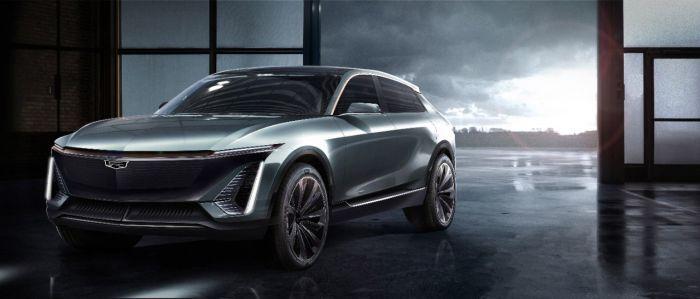 Cadillac, la marca de GM para eléctricos