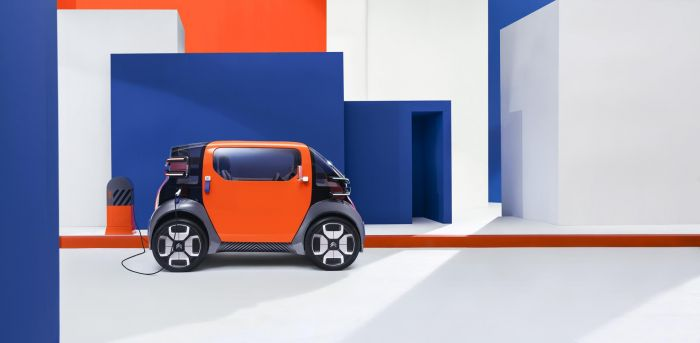 Citroën is re-inventing itself with Ami One Concept