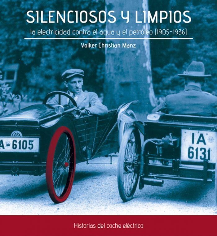 Compra el libro SILENCIOSO Y LIMPIOS directamente del autor