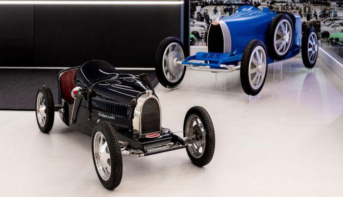 Bugatti Bébé II – retomar un concepto eléctrico