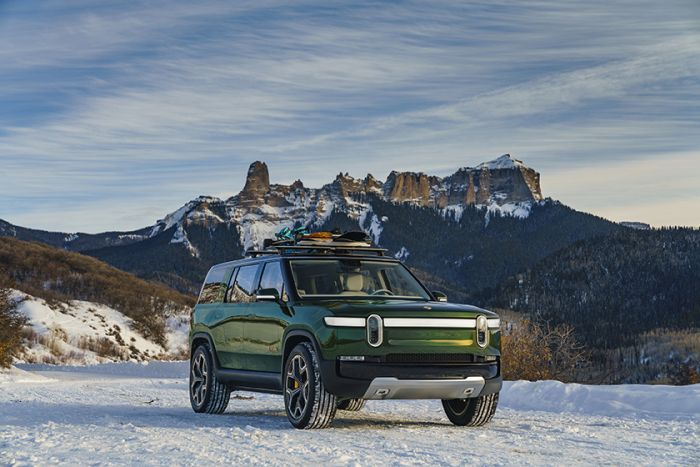 Ford invierte en la start-up Rivian