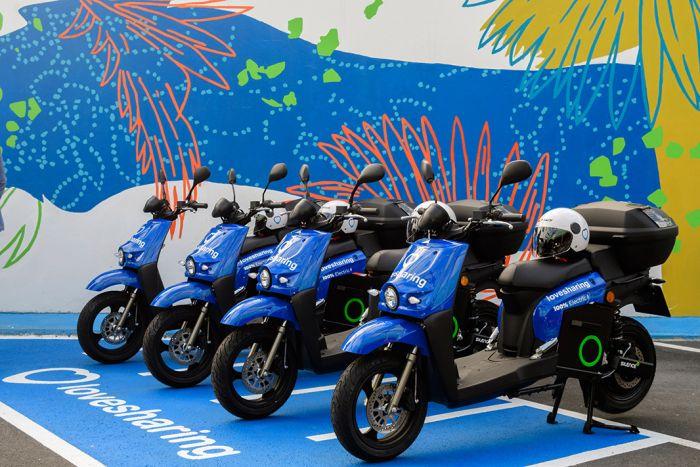 Lovesharing: Motosharing en Canarias
