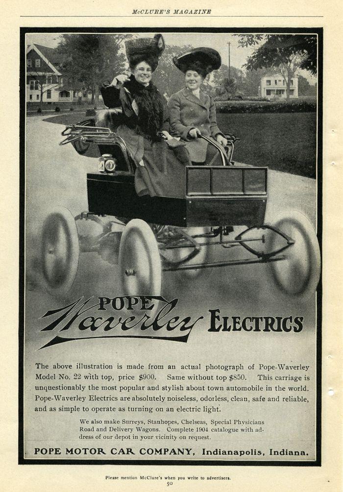 Geschichte Elektrofahrzeuge publiziert in der Schweiz