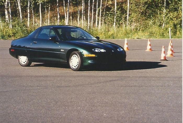 General Motors EV1 toma de contacto mayo 1997