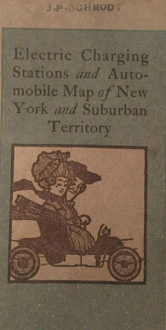 Recarga en Nueva York en 1909