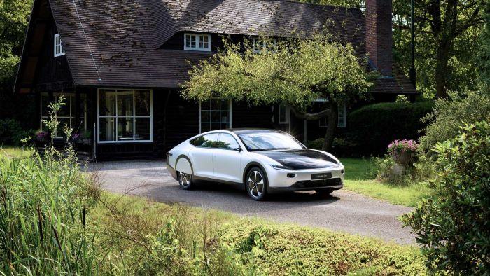 Lightyear, el coche solar para mañana (mismo)