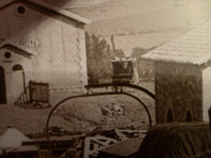 Coche eléctrico de 1894 en España