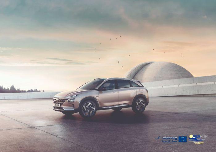 Hyundai y Seafuel apuestan por el hidrógeno en Canarias