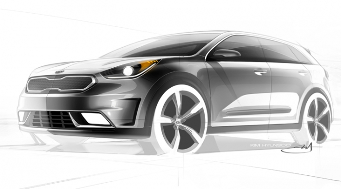 Kia to launch Niro HUV