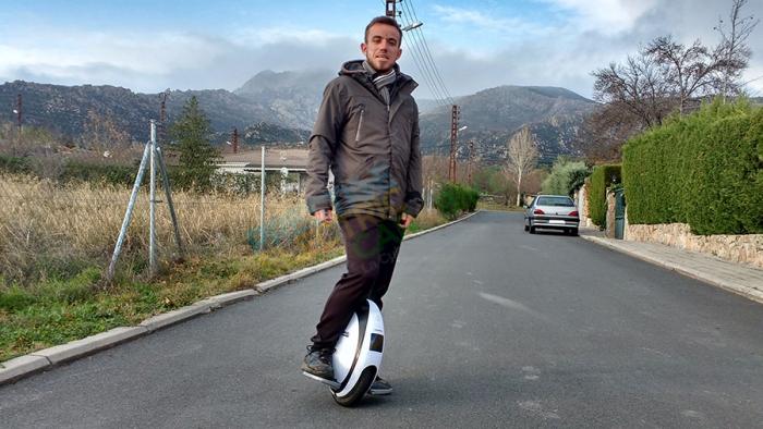 Fastwheel, con una sola rueda basta