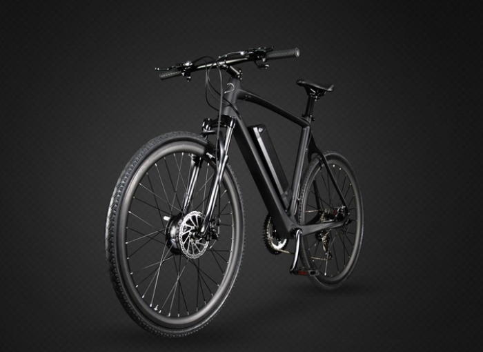 Daymak EC1, ebike of Carbon Fiber