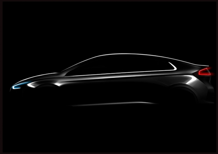 Hyundai Ioniq - elegir entre tres propulsiones eléctricas