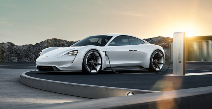 Green light for Porsche Mission E