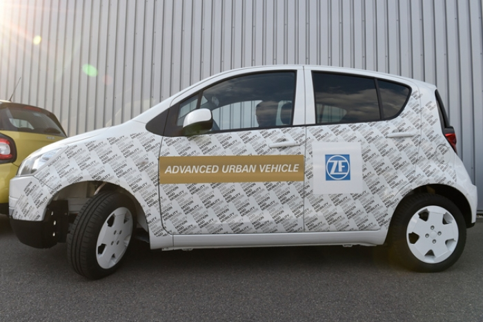 ZF sets the course for electromobility and Autonomous Driving