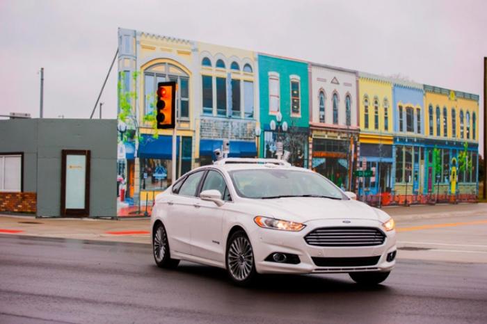 Ford Fusion Híbridos totalmente autónomos
