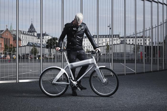 Biomega OKO electric bike with style