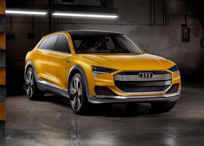 Audi H-Tron Quattro Concept at NAIAS