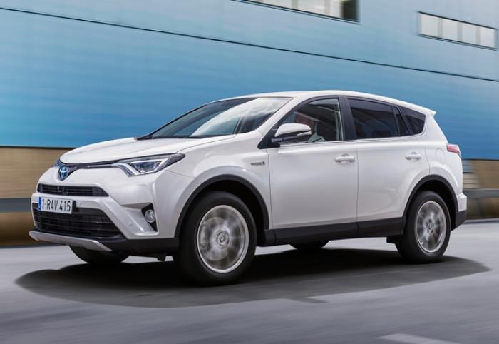 Toyota presenta su nuevo RAV4 hybrid