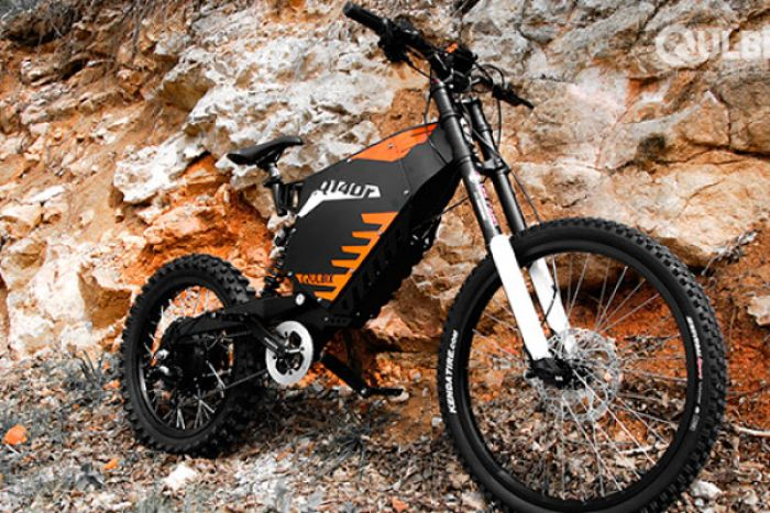 Qulbix super bicicletas eléctricas para 2016