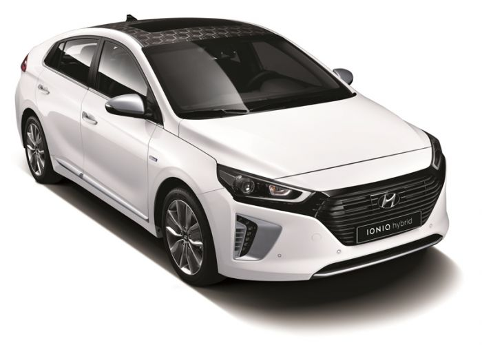 Hyundai unveiles three Ioniq hybrid versions