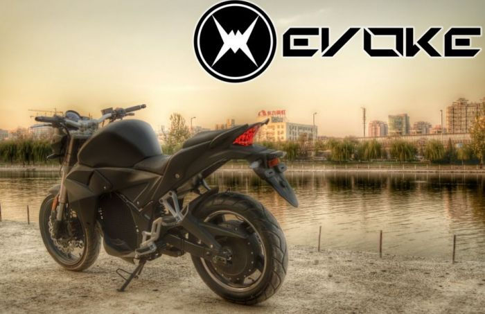 Evoke Electric Motorcycles announces partnership	with Link Motion