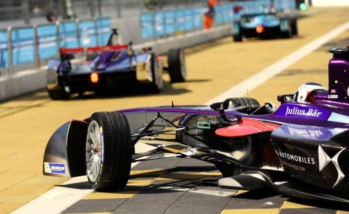 Equipo DS Virgin Racing para Buenos Aires