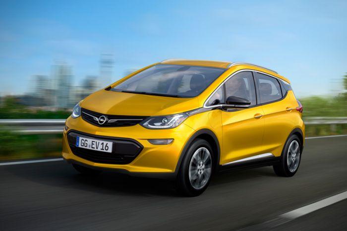 El Chevrolet Bolt llega a Europa como Ampera-e