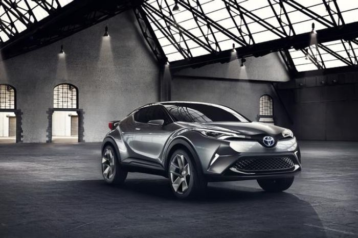 Toyota: next C-HR Hybrid to be built in Turkey