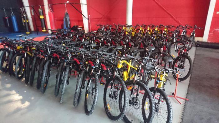Eco Motorbike ofrece alquiler de bicicletas eléctricas en Colmenar Viejo